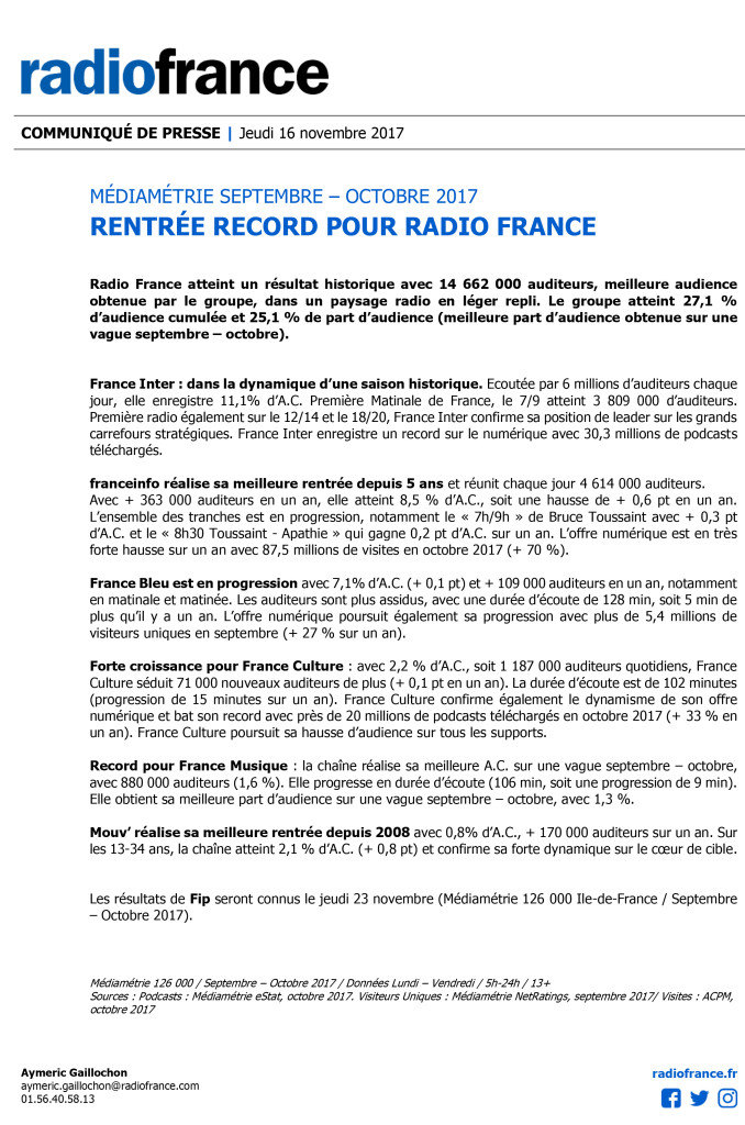 2017-11-16, CP Radio France
